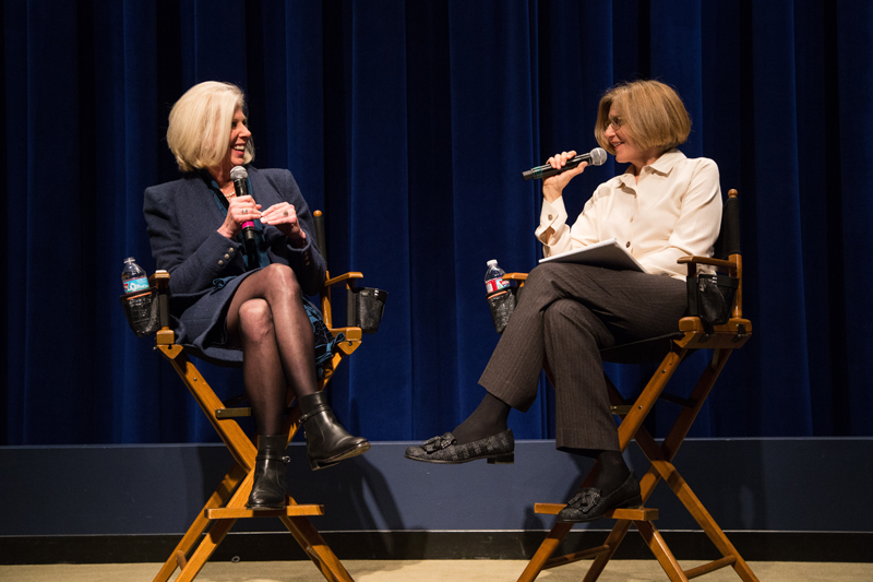 Callie Khouri speaks with Robin Swicord about the writing of her breakthrough script for <em>Thelma &amp; Louise</em>.