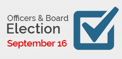 Officers & Board Election - September 16, 2019